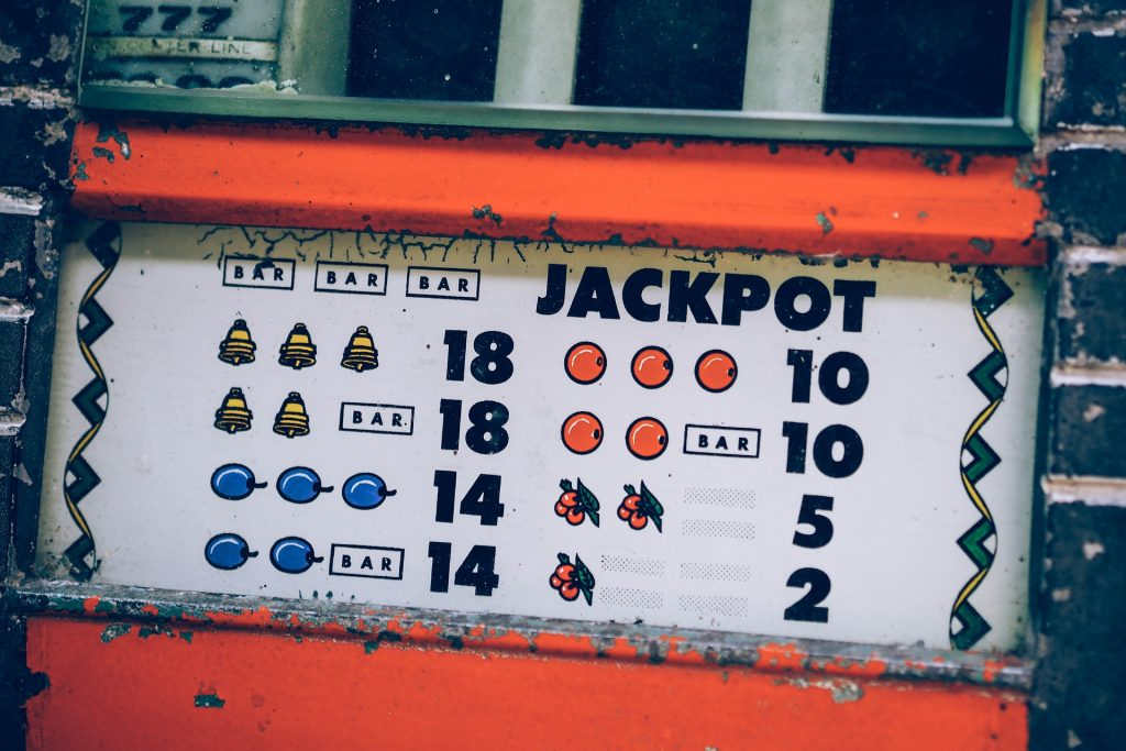 spēļu automātu jackpot