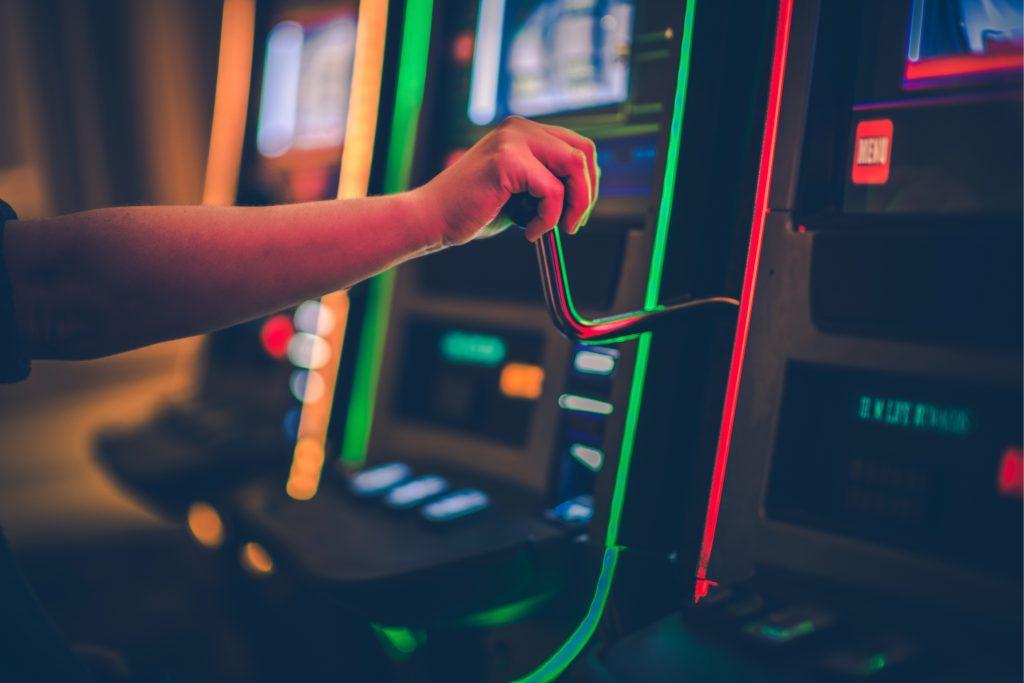 spēļu automāti